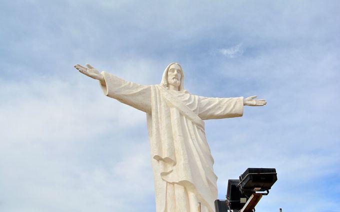 クスコの町を一望!絶景のキリスト像の丘へ