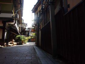 石畳の街歩きでタイムスリップ〜長野・渋温泉(1)