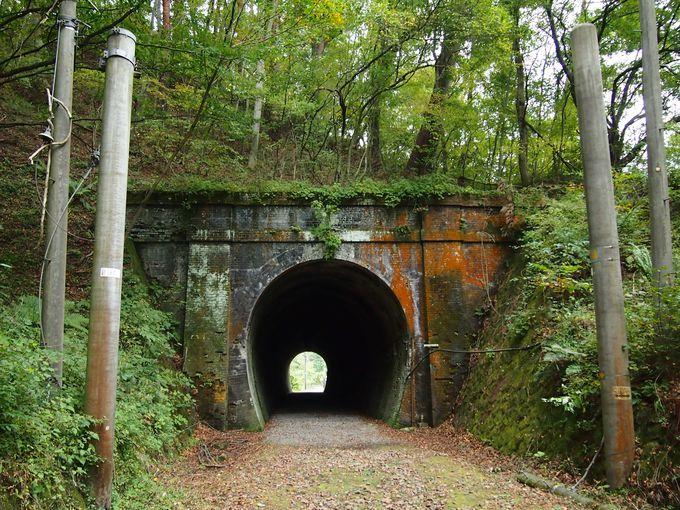 とりあえずここまで来よう漆久保トンネル