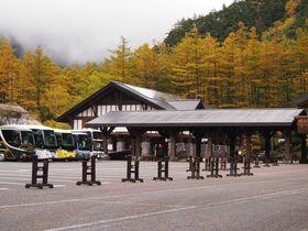 信州紅葉の代表格〜上高地で秋のトレッキングを楽しむ