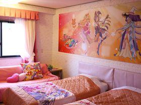 変身写真も無料!「白樺リゾート池の平ホテル」のプリキュアルームでキュアップ・ラパパ!