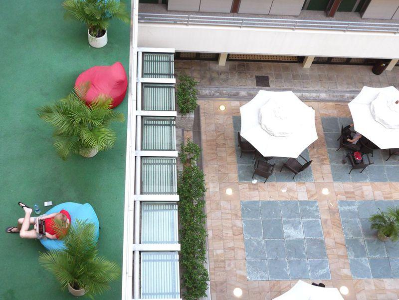 きれいなゲストハウス!香港「YHAメイホーハウスユースホステル」