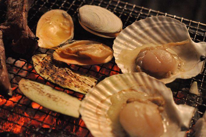 しゃぶしゃぶ or バーベキュー?北海道食材を満喫できる夕食!