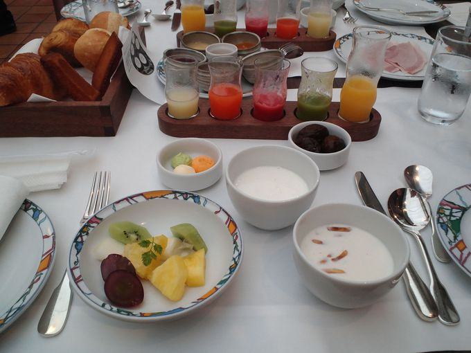 世界一の朝食が食べられる!?「神戸北野ホテル」