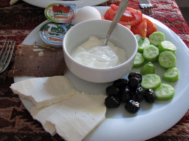 実はヨーグルト王国!トルコの朝食で身体をキレイに!