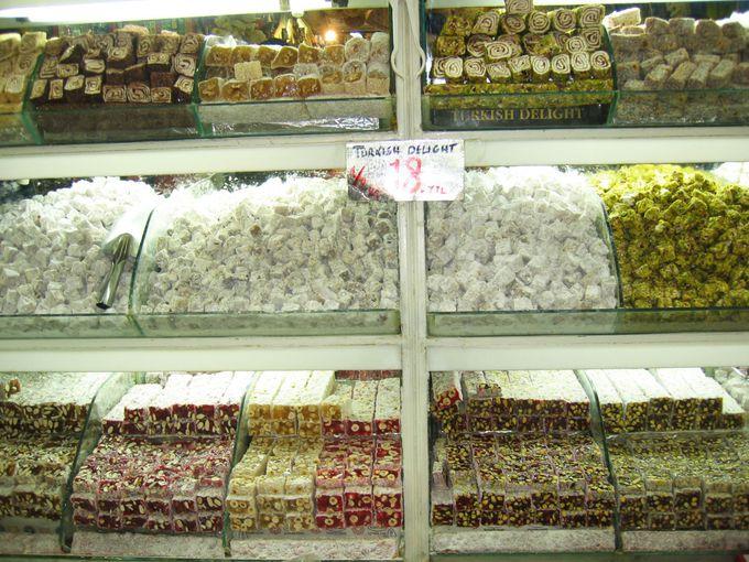 フレーバーは無限!和菓子っぽさが日本人好みの「ロクム」!