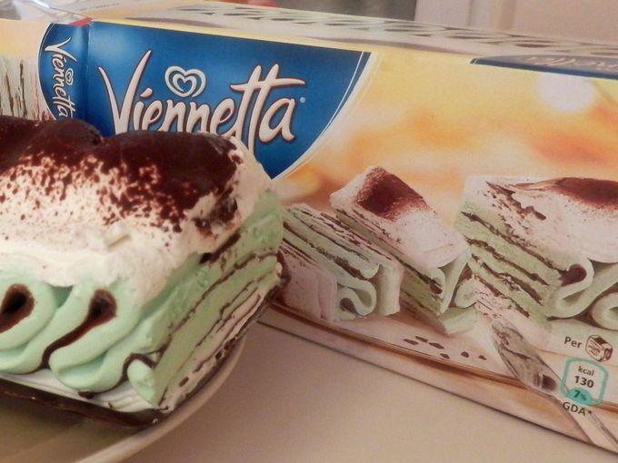 あのキャサリン妃のお気に入りアイス、ビエネッタのチョコミント!
