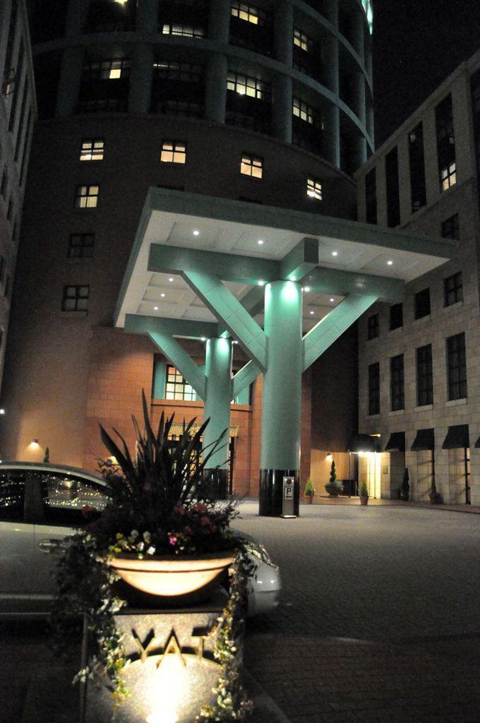 夜は長い♪ハイアットリージェンシー福岡から博多の街へ!