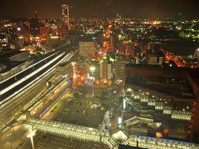 新・日本三大夜景の街!リーガロイヤルホテル小倉でのんびり年越し♪