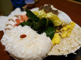 名古屋へ菌活旅行しよう!話題のきのこ鍋専門店「四季茸」♪