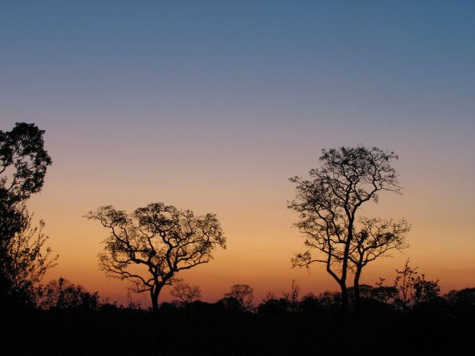 夕日、夜空、朝日・・・お楽しみは1日中続く!