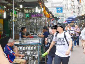 世界一安いミシュランも!香港の秋葉原・深水埗(サムスイポー)を歩こう。