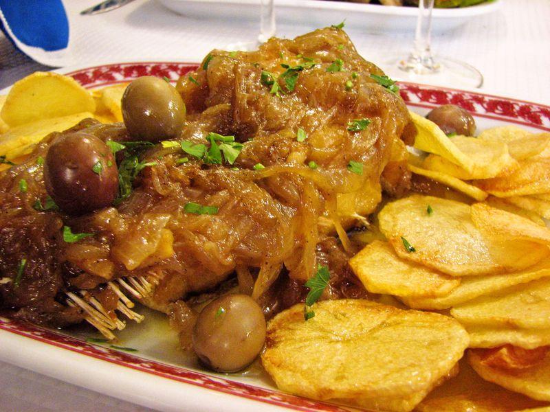 半熟カステラに豚肉とアサリのコラボ!?ポルトガルを食べ尽くそう♪