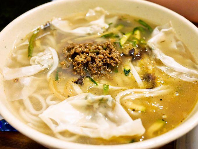 創業時は「明洞カルグクス」、スープも麺もこだわりの逸品!