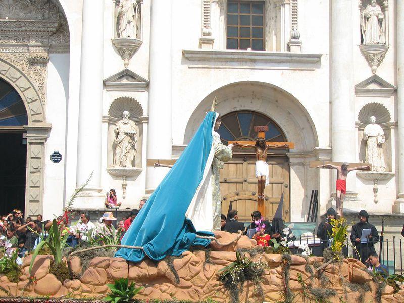 古都を彩る世界一美しいお祭り!グァテマラ・アンティグアの「セマナサンタ」