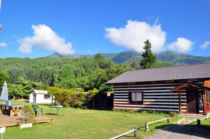松本ICから約1時間、乗鞍岳の山麓に広がる絶景に出会う。