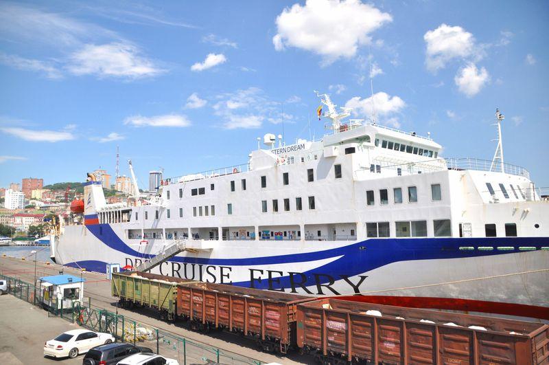 ロシア旅行がノービザで3万円台から!DBSフェリーの船旅がコスパ最高で楽しすぎ!