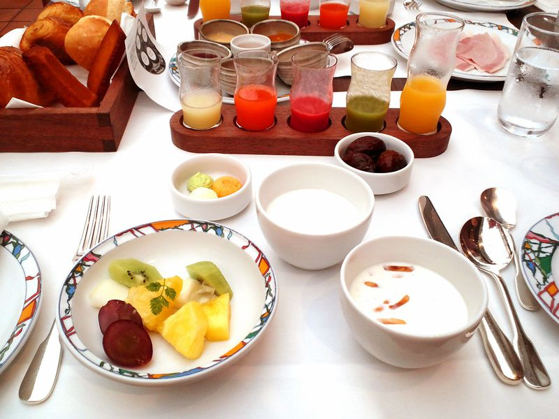 ホテル 予約 北野 朝食
