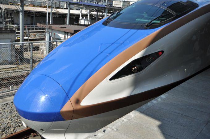 E7系新幹線なら、「あさま」「はくたか」を狙おう
