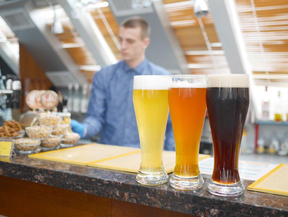 クラフトビールが大人気!ロシア・ウラジオストクでもビール三昧