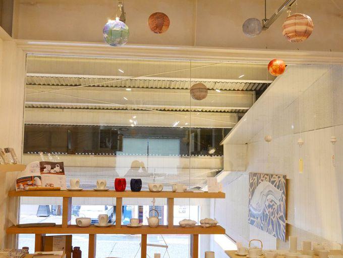 「224 shop+saryo」は、嬉野温泉街だからアクセス良好