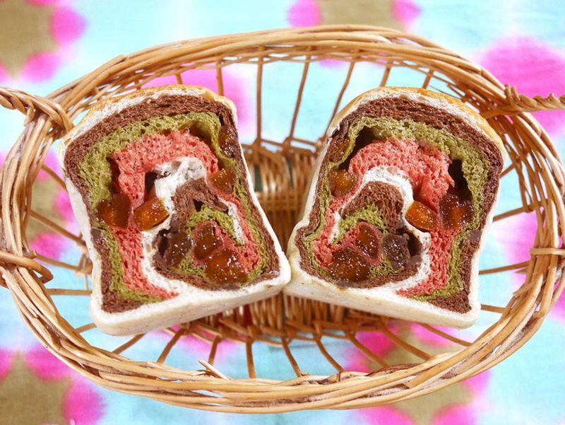 有松絞りが食パンに!「ダーシェンカ・蔵」は名古屋・有松の穴場カフェ