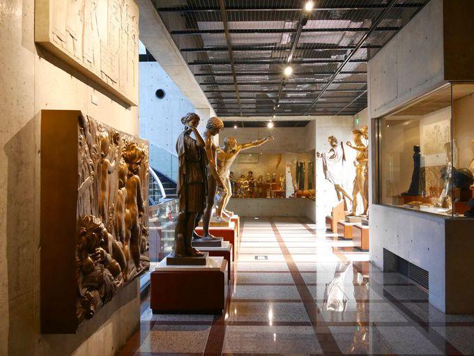 ルーブル彫刻美術館は、実はA級スポットでもある