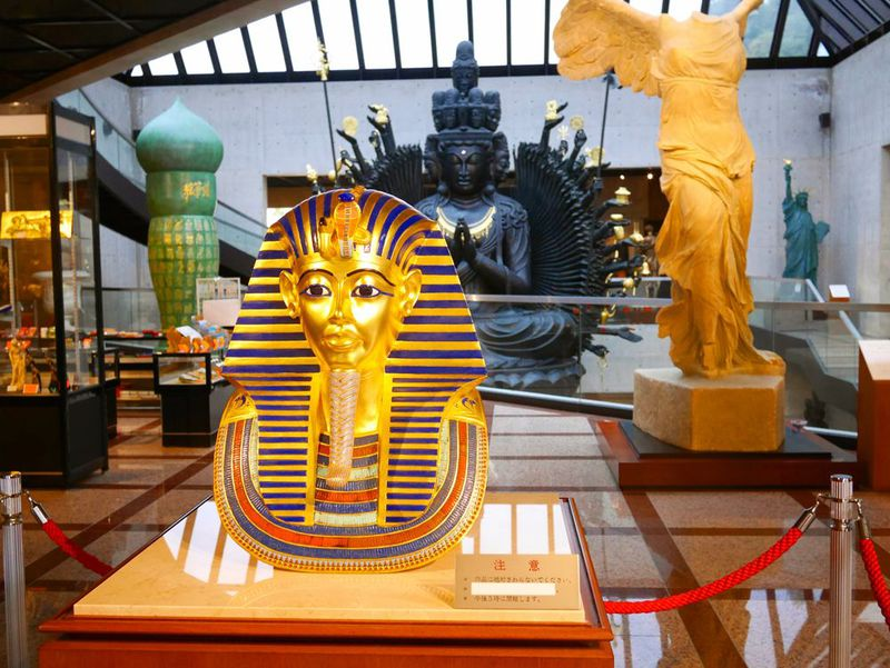 世界唯一の姉妹館が三重に!「ルーブル彫刻美術館」はB級だけど超A級