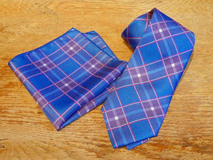 ネクタイにハンカチ、鞄。定番の服飾雑貨はどれもオシャレ!