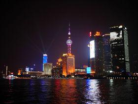 個人手配も可能!上海の名所を巡る黄浦江遊覧船ナイトクルーズ