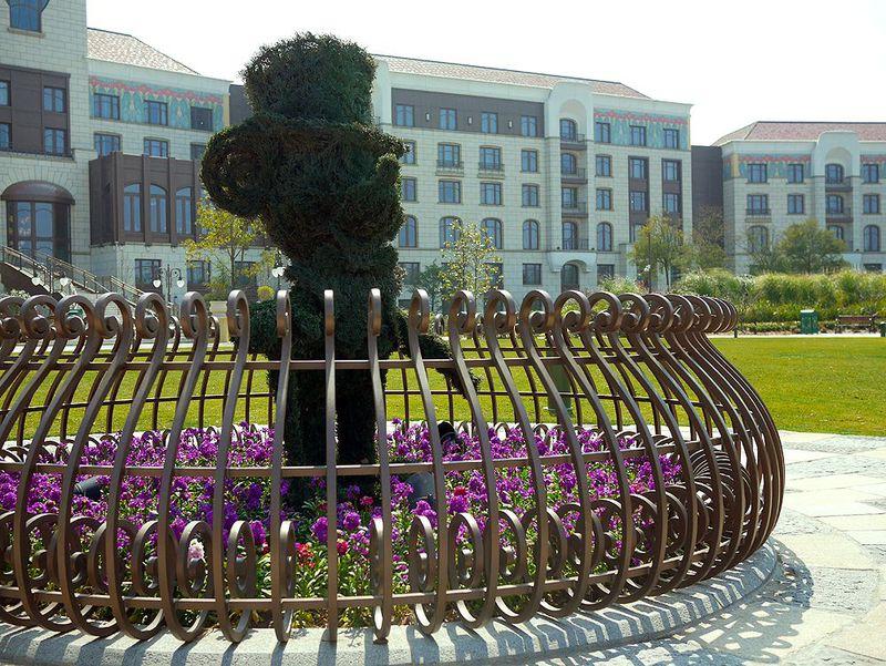 マジカルな夢の世界へようこそ!上海ディズニーランドホテル