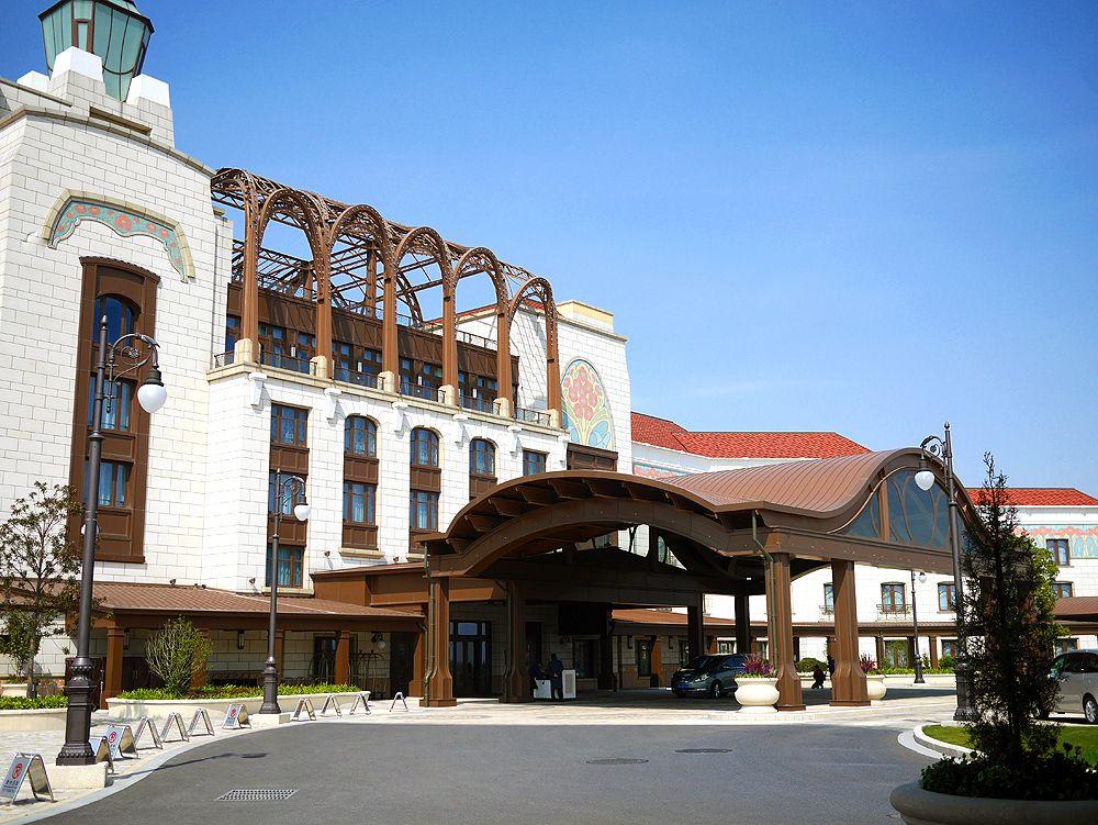 上海ディズニーリゾート内にある高級ホテル