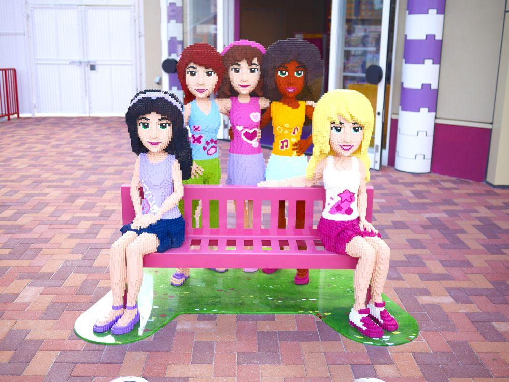 女の子だって楽しめる!名古屋「レゴランド・ジャパン」のキュートな魅力