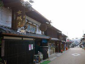 もうひとりの女城主がいた!岐阜・岩村で、歴史とグルメ散歩