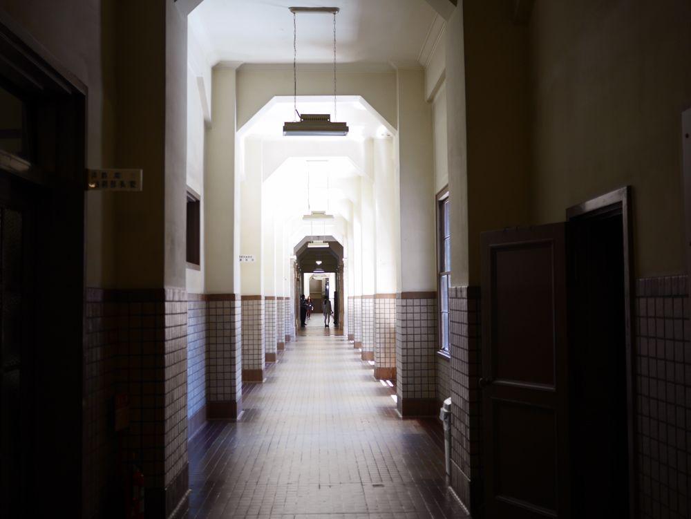 ロケ地としても人気の、名古屋市役所本庁舎