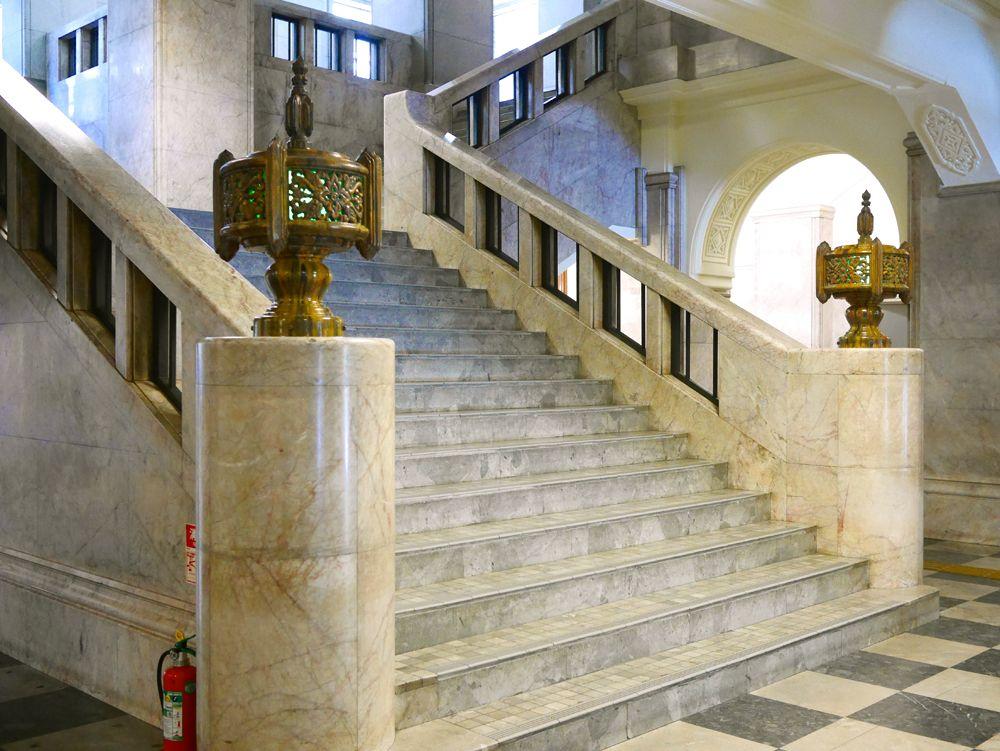 2日目午後:大迫力のネオ・バロック様式「名古屋市市政資料館」