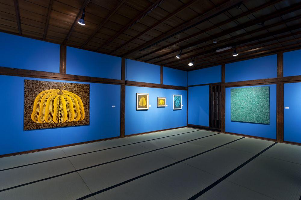 河原町駅から徒歩10分:フォーエバー現代美術館 祇園京都