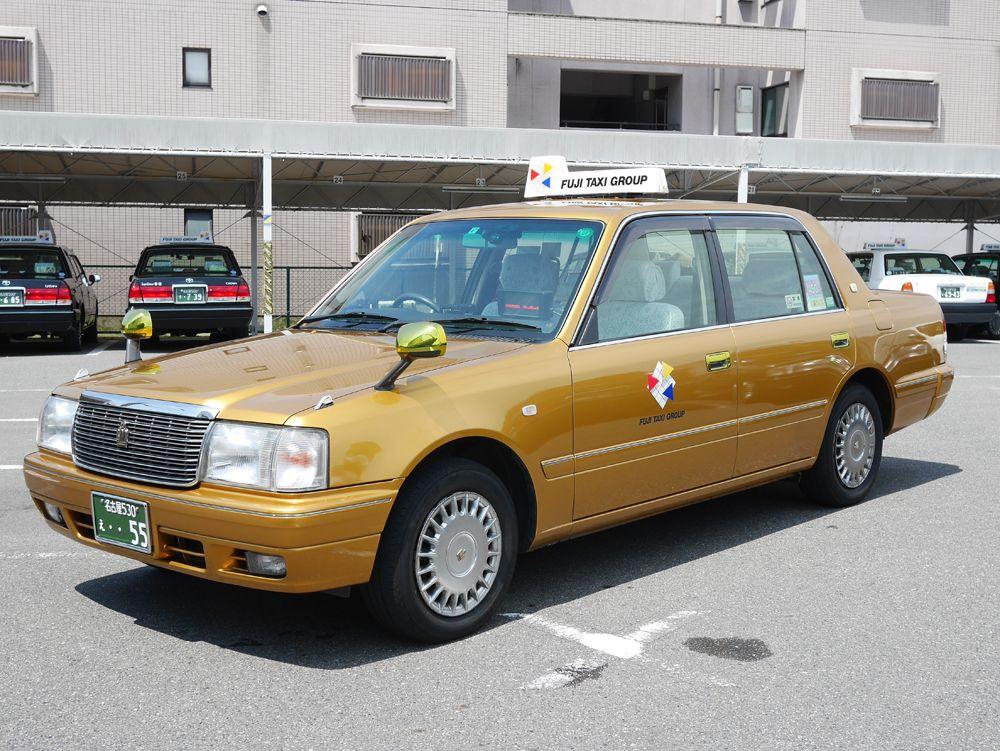 金色、SKE48、ボイメン!名古屋「フジタクシー」の激レア限定車
