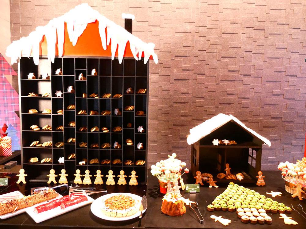まるでヨーロッパのクリスマスマーケット!