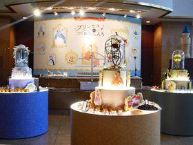 デザートブッフェ「プリンセスのお気に入り」、ヒルトン名古屋でお姫様たちが競演!