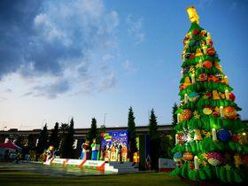 初のクリスマスイベント!レゴランド・ジャパン「BricXmas」