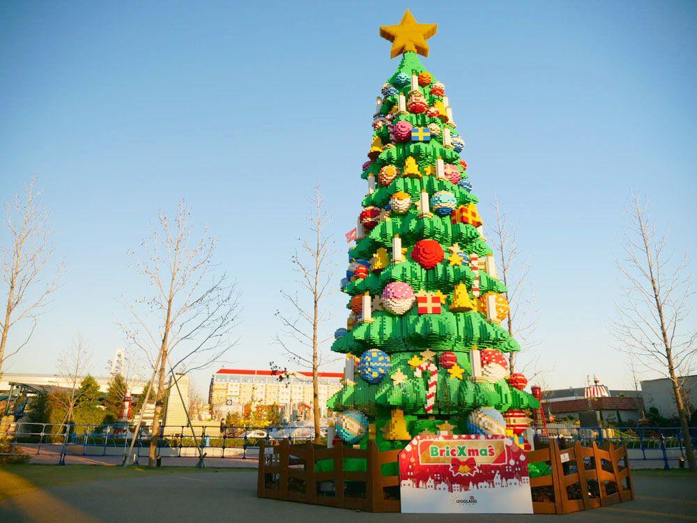 クリスマスのレゴランド・ジャパンは、特別!