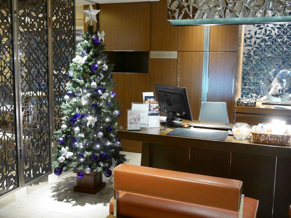 至福!ヒルトン名古屋で過ごす、エグゼクティブ・クリスマス