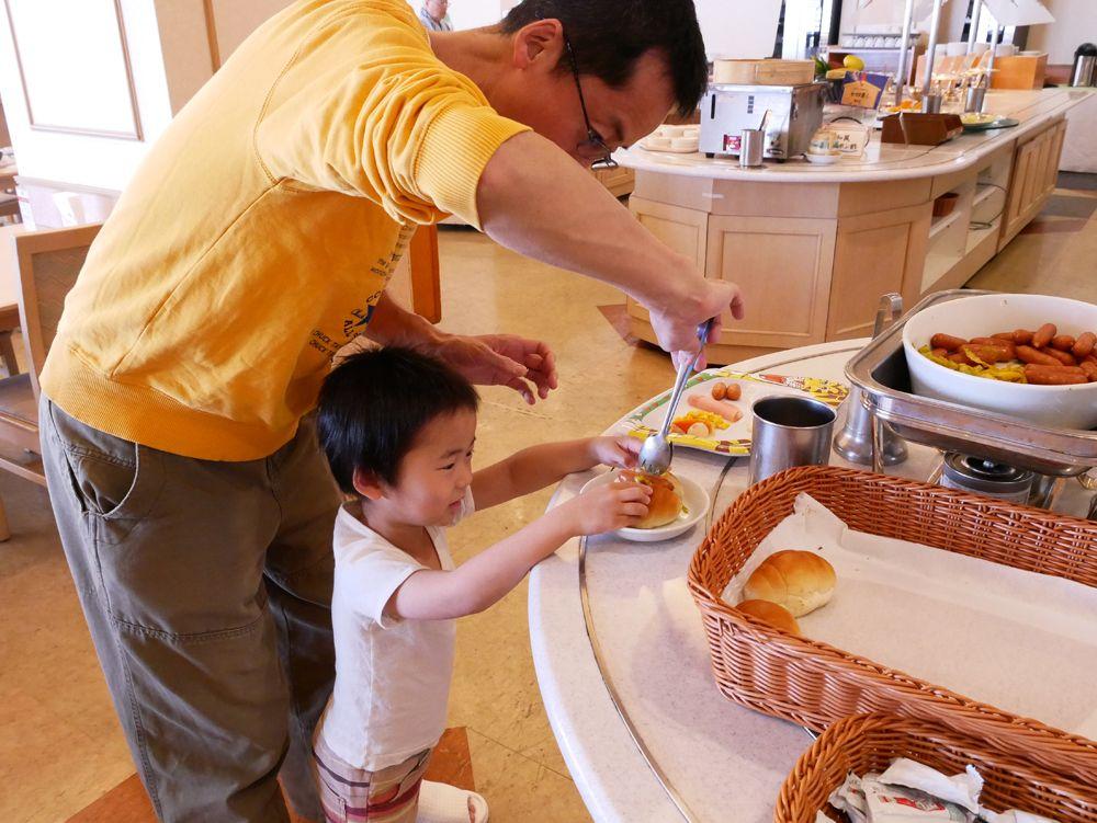 富山ナンバーワンの朝ごはん