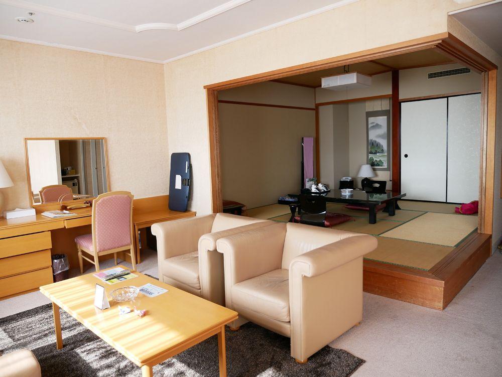 特別感のある、贅沢なスイートルーム