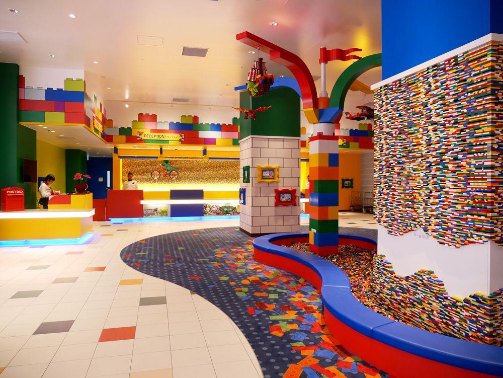 レゴの世界で夢を見よう!レゴランド・ジャパン・ホテル