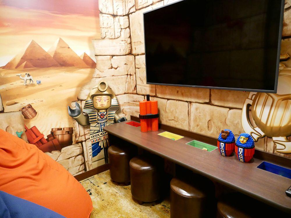 子ども目線で作られた客室のヒミツ