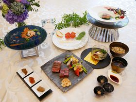 美しさ別格!ストリングスホテル 名古屋のレストラン&カフェ