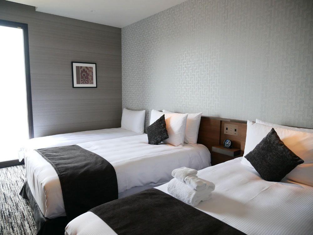 非日常を体感できる、ストリングスホテル 名古屋