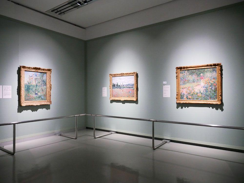 画家の個性を堪能できる、印象派・ポスト印象派の絵画